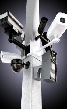 types cameras de surveillance