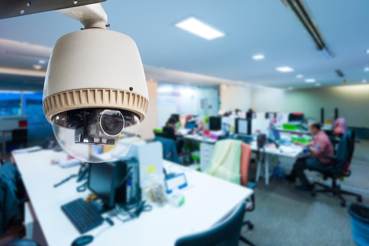 videosurveillance entreprise