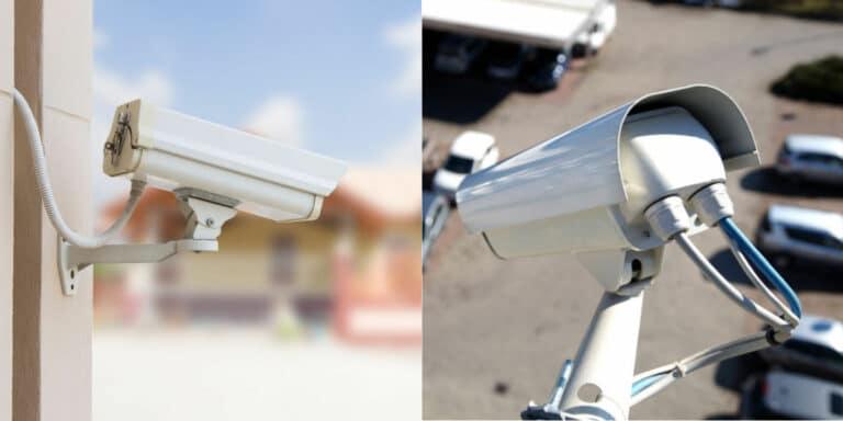 videosurveillance exterieure